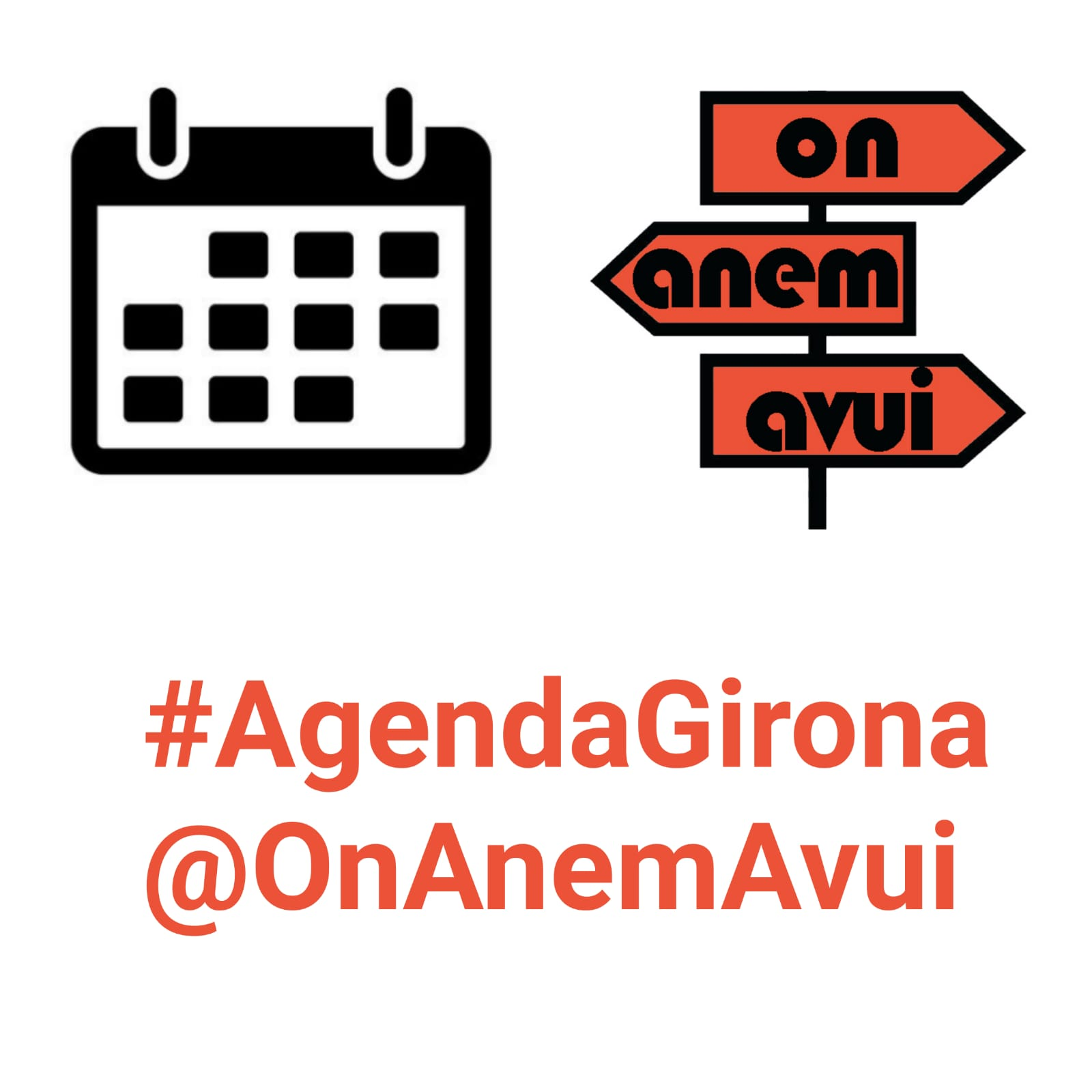 Agenda de Girona