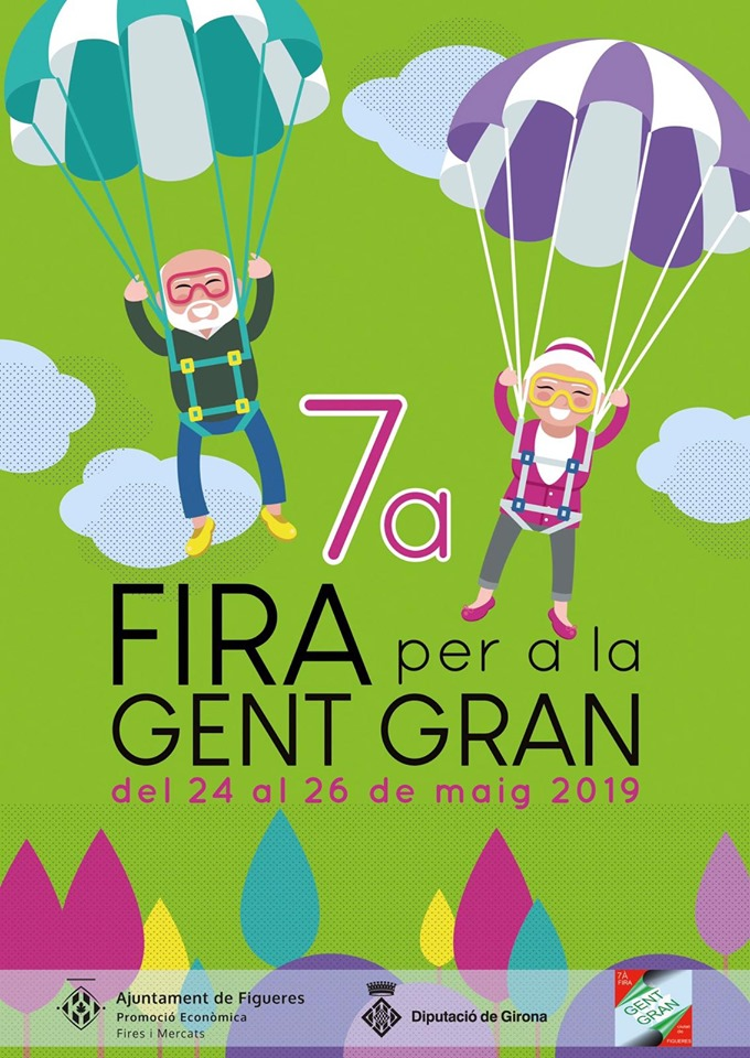 Fira per a la Gent Gran a Figueres