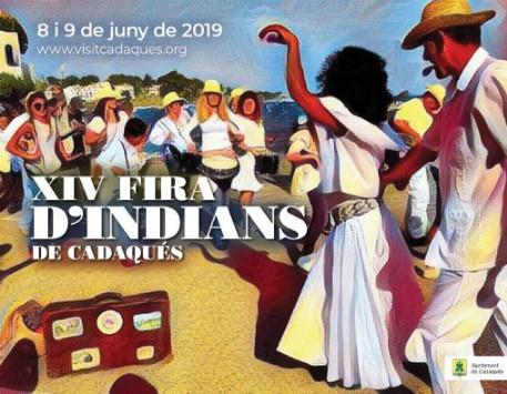 XIV FIRA D'INDIANS de Cadaqués