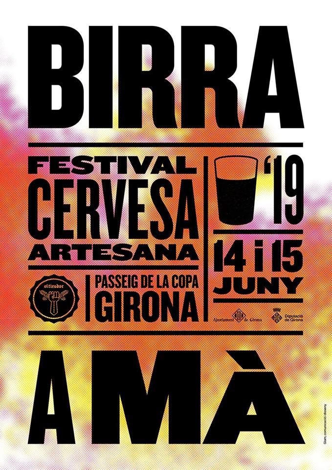 BIRRA A MÀ Festival de la Cervesa Artesana Girona