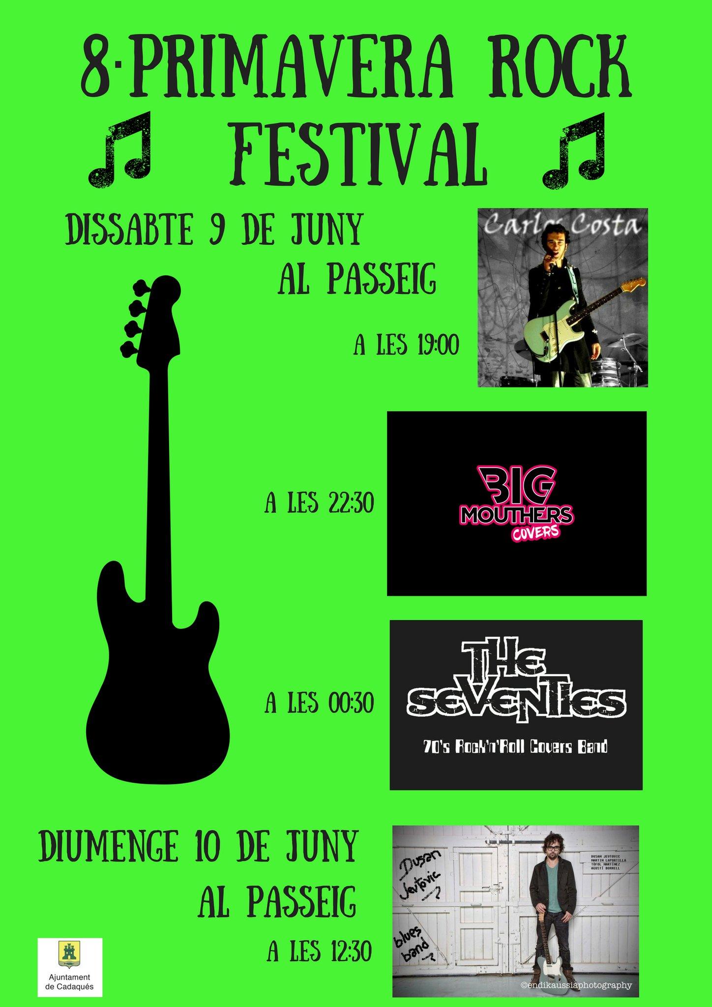 Primavera Rock Festival Cadaques