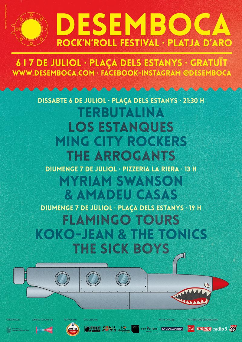 Desemboca Rock n Roll Festival