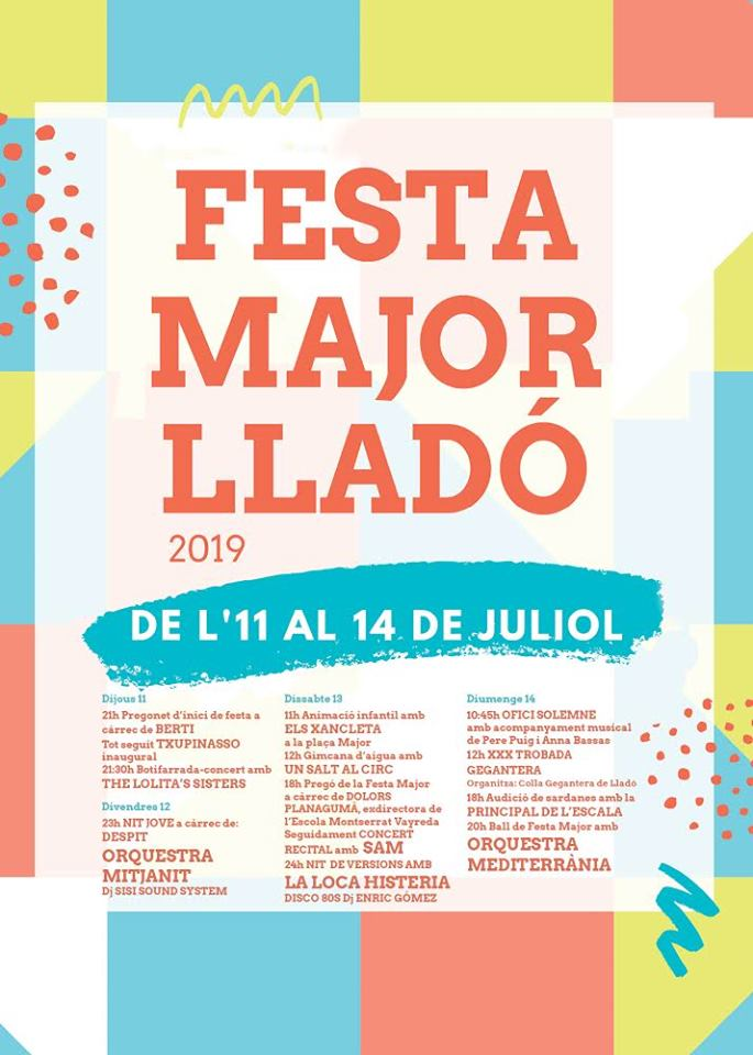 Festa Major de Lladó