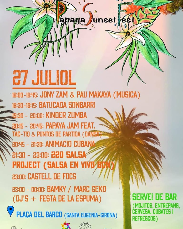 Papaya Sunset Fest