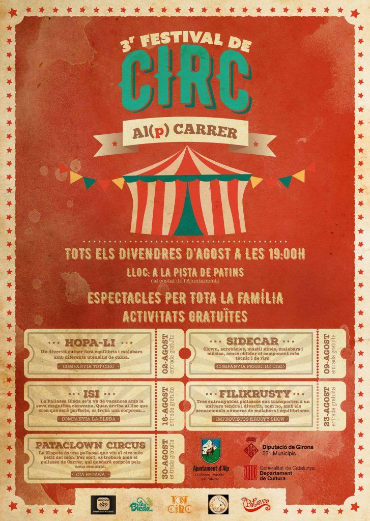 Festival de Circ al Carrer