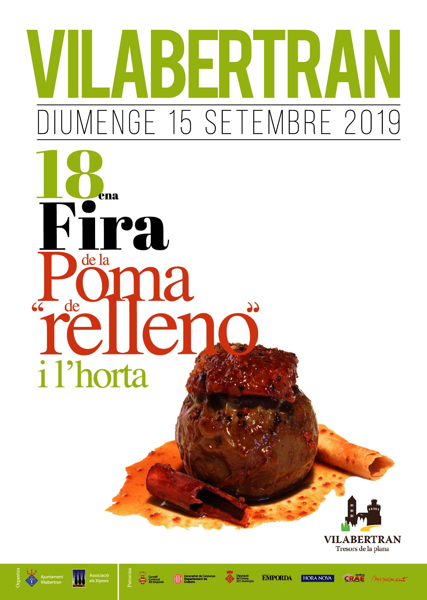 18ª Fira de la Poma de Relleno i l'Horta
