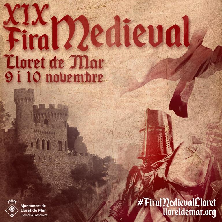 XIX Fira Medieval de Lloret de Mar