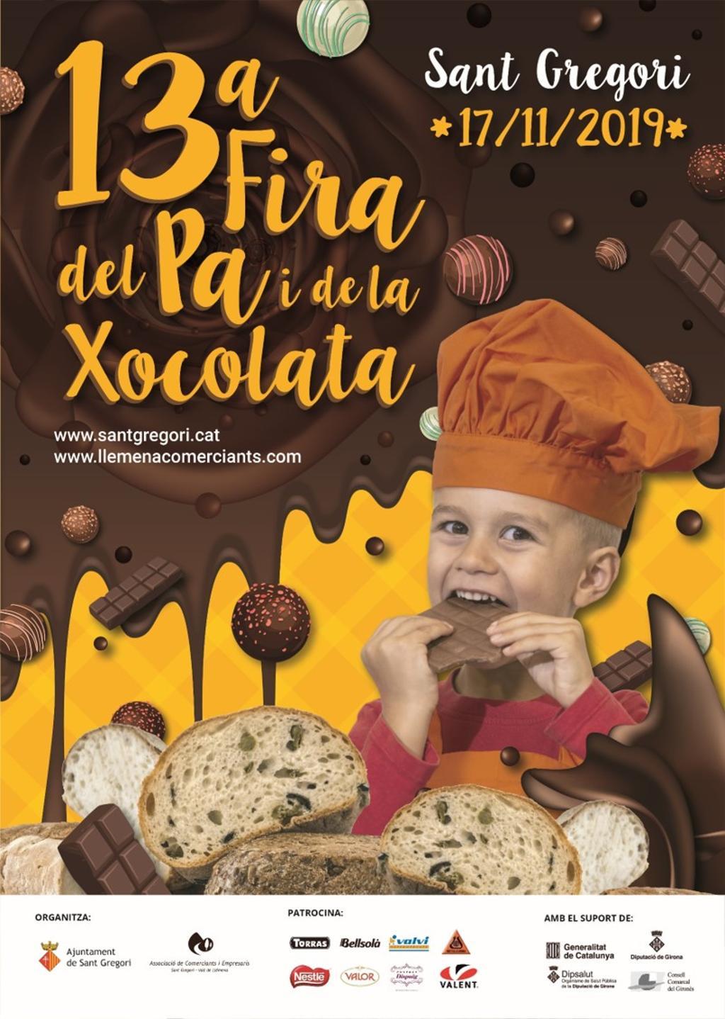 Fira del Pa i de la Xocolata 2019