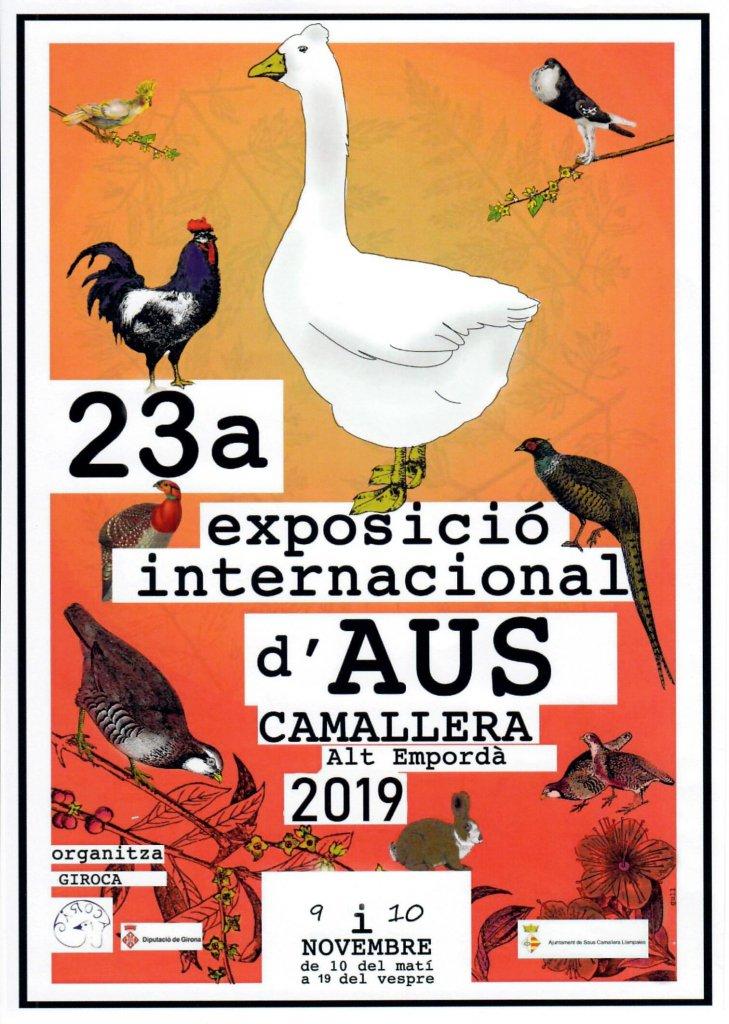 XXIII Exposició Internacional d'Aus