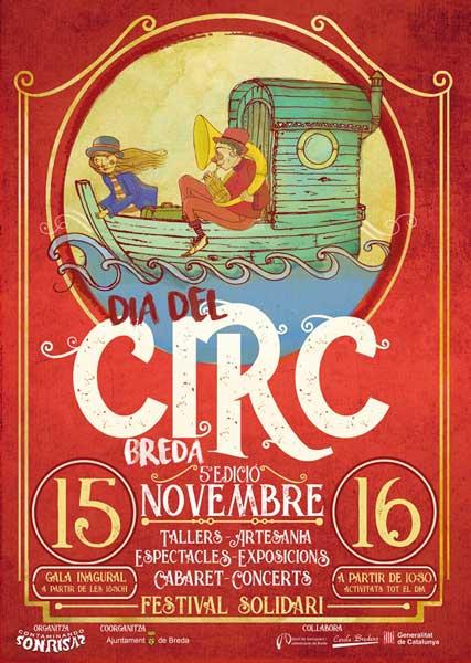 dia del circ de breda