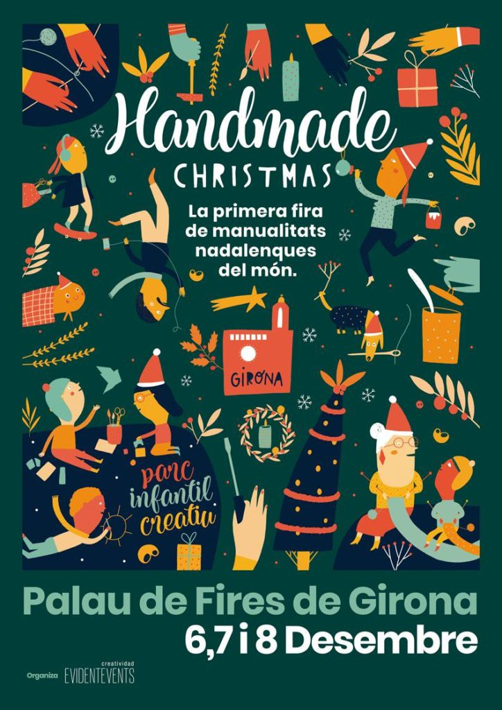 Handmade Christmas Girona