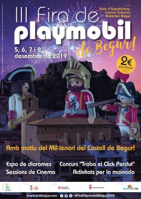 iii fira playmobil de begur