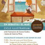 En Sebastià i el mar hora del conte