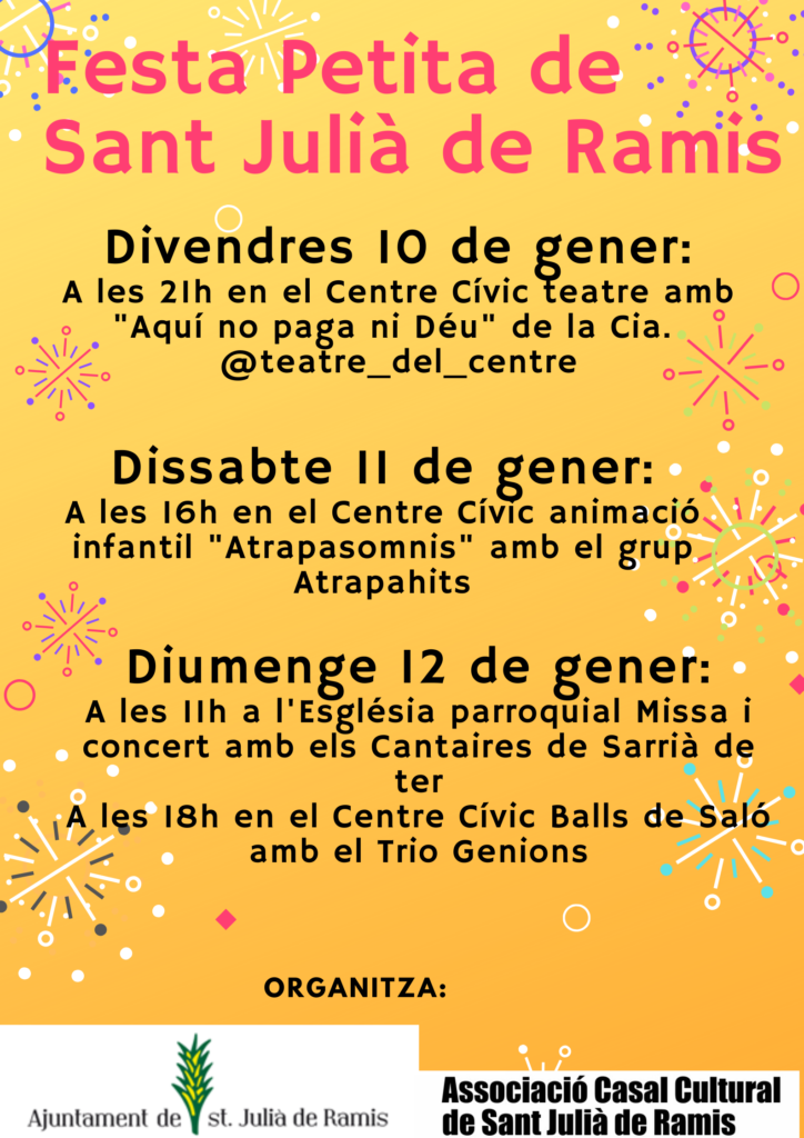 Festa Petita Sant Julià de Ramis