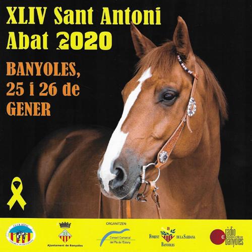 XLIV SANT ANTONI ABAT DE BANYOLES