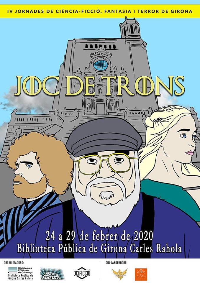 Jornades de Ciència-Ficció, Fantasia i Terror de Girona