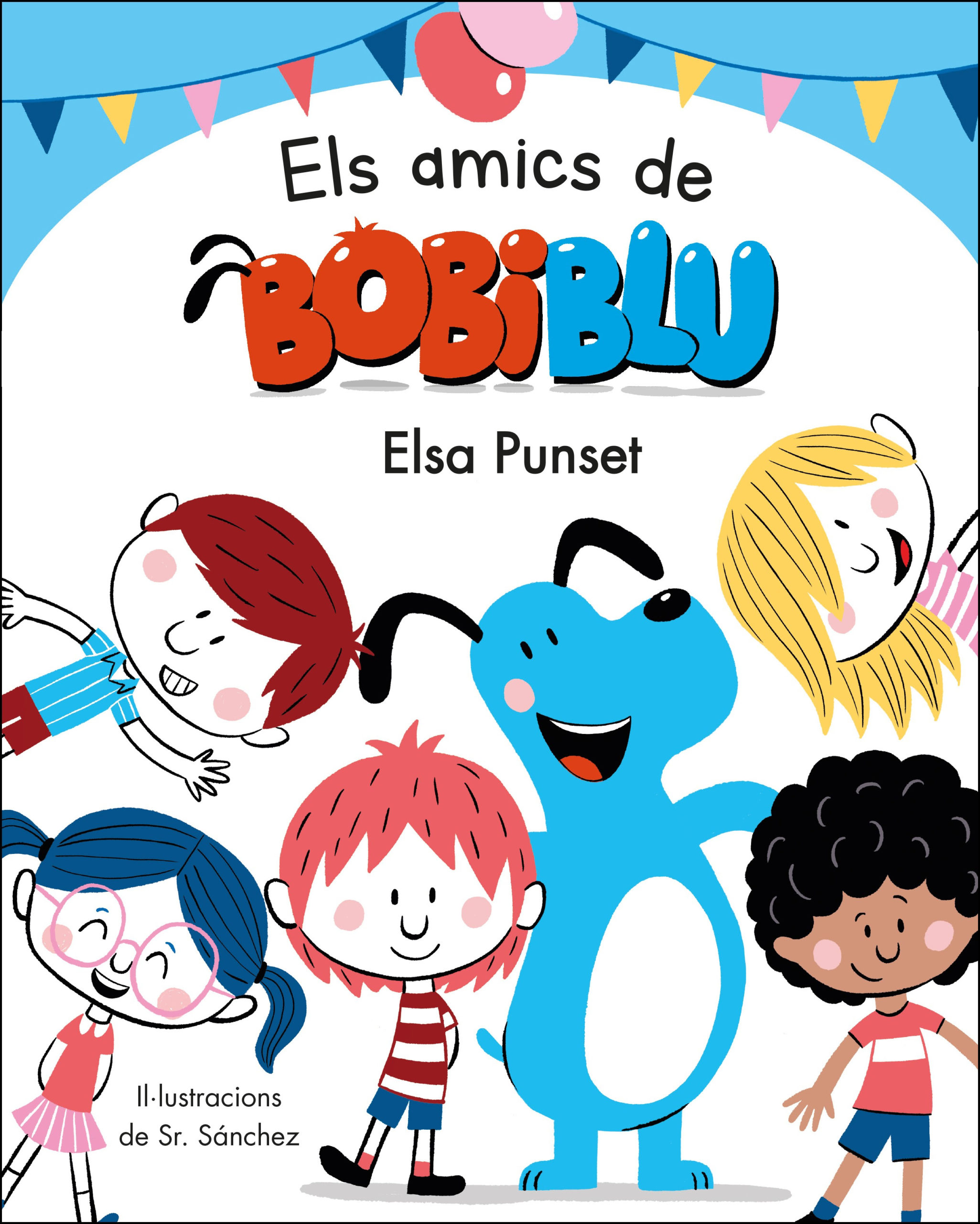 Els amics de Bobi i Blu Elsa Punset