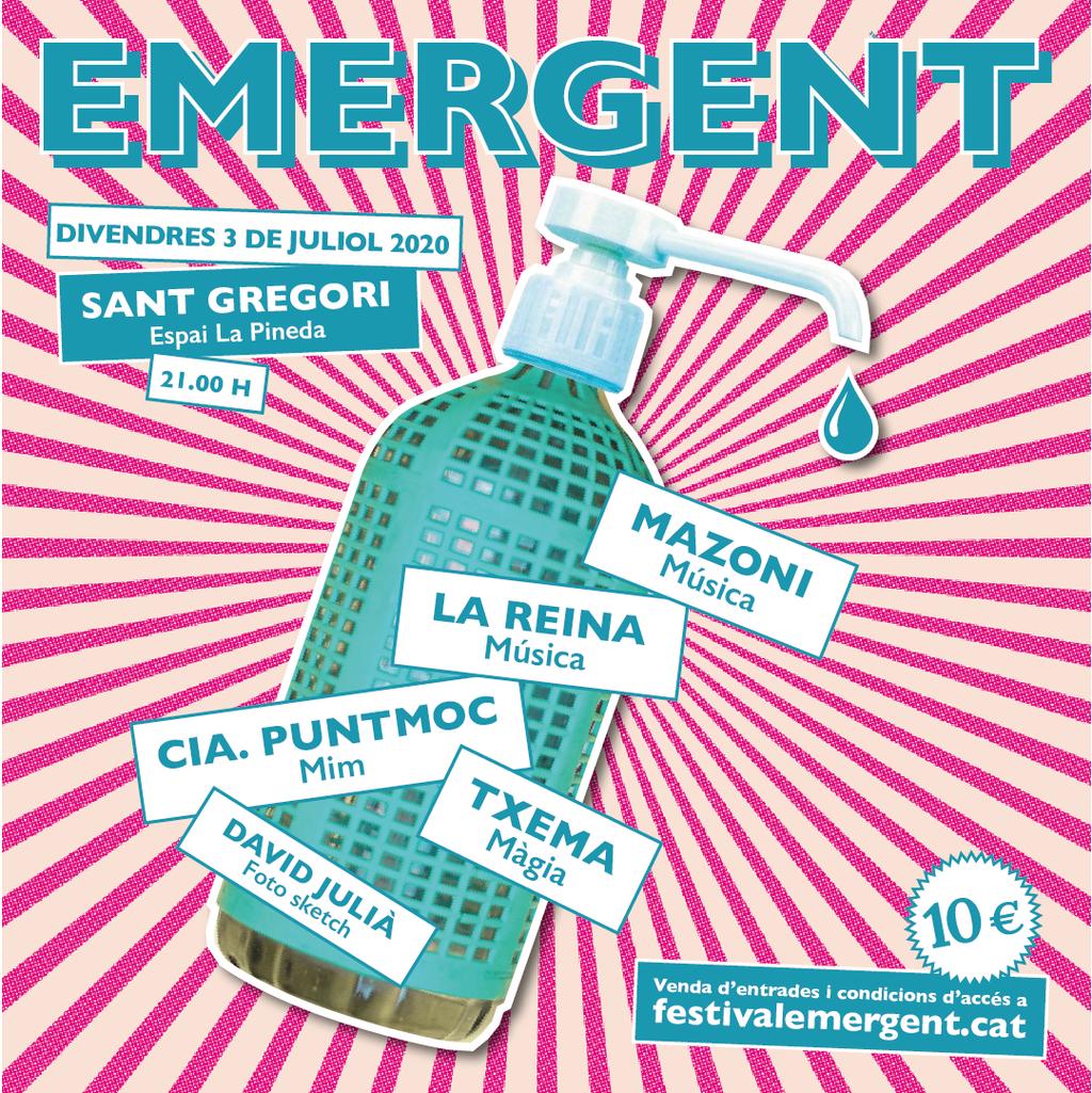 Festival Emergent a Sant Gregori