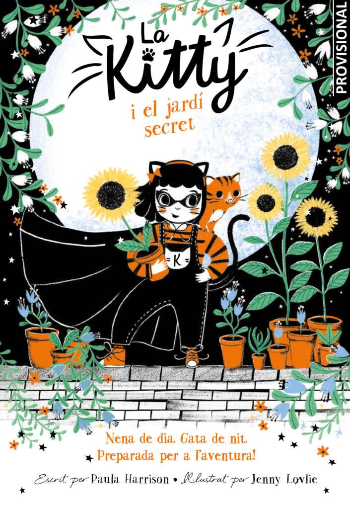La Kitty i el jardí secret