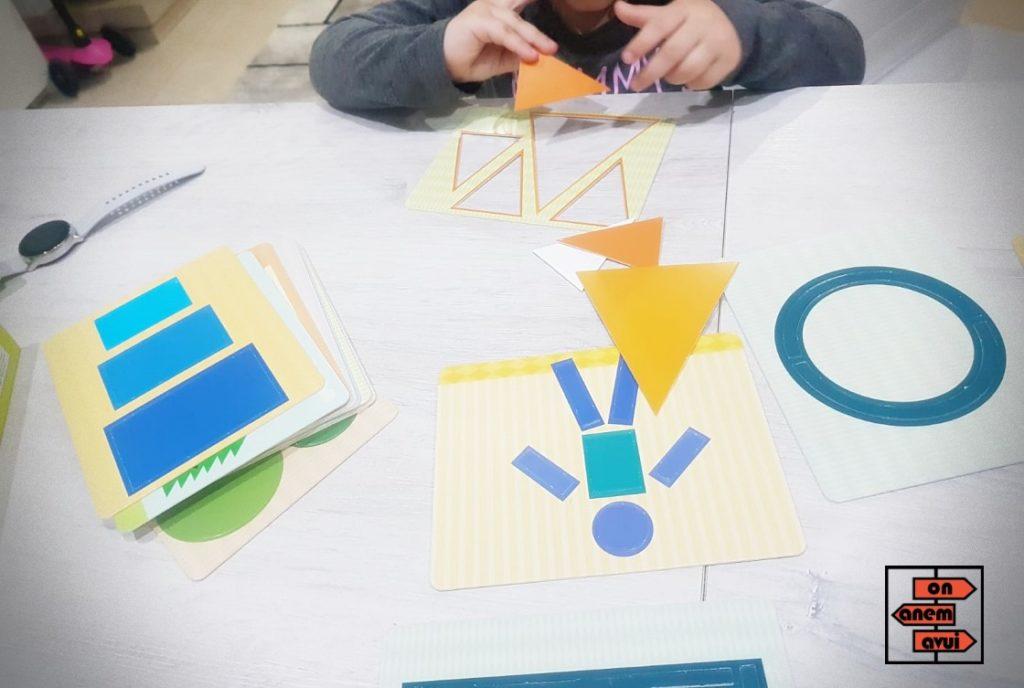 Caixa de formes Montessori