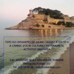 VISITES CULTURALS GUIADES A TOSSA DE MAR