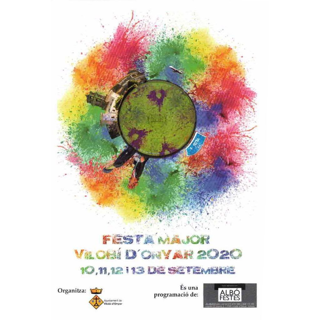 Festa Major de Vilobí d'Onyar