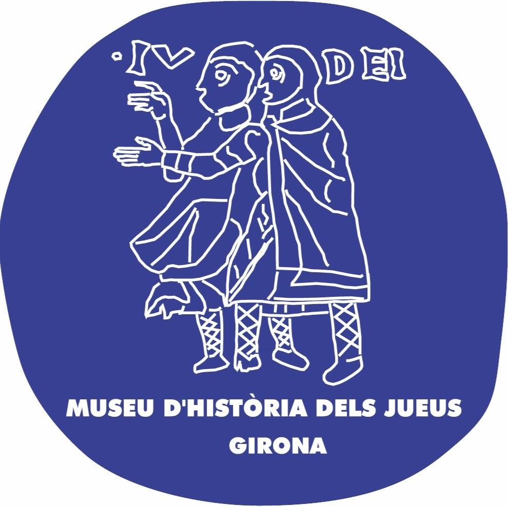 MUSEU D'HISTÒRIA DELS JUEUS de girona logo