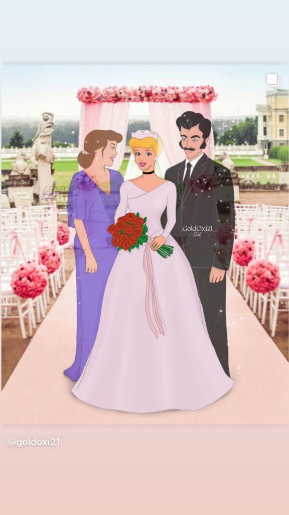 Casament de les Princeses Disney