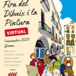 Fira del Dibuix i la Pintura de Girona