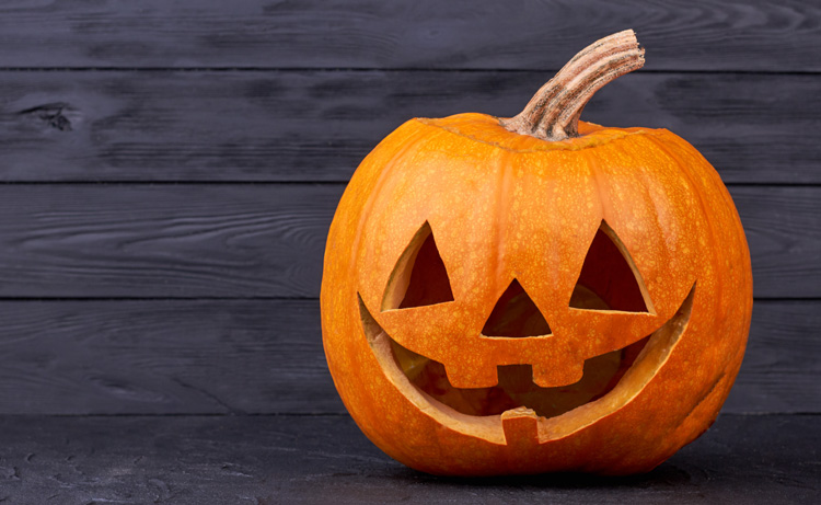 calabassa de halloween