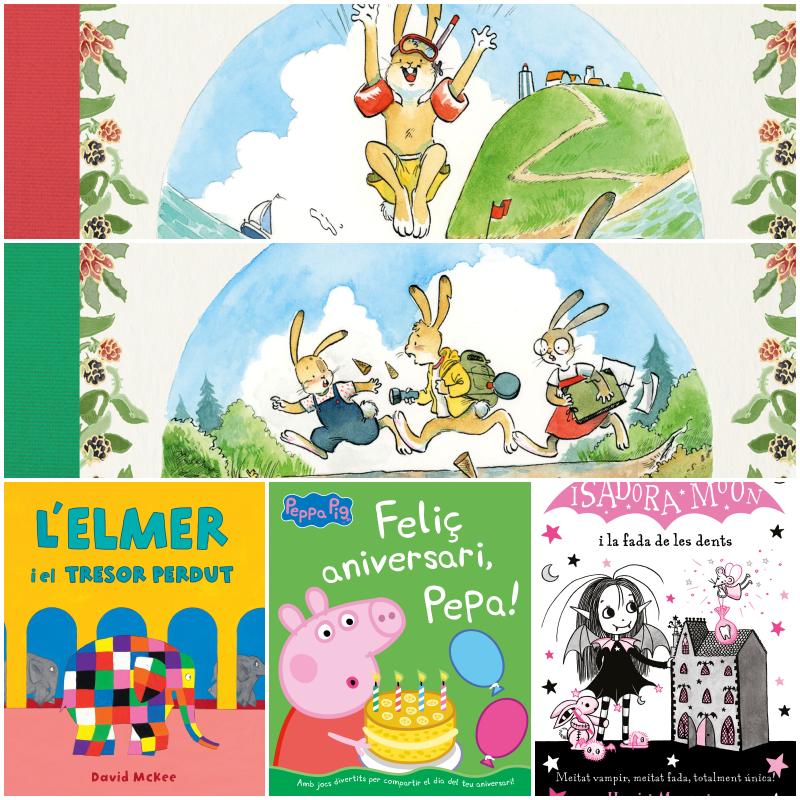 Novetats de febrer de literatura infantil de Penguin Random House