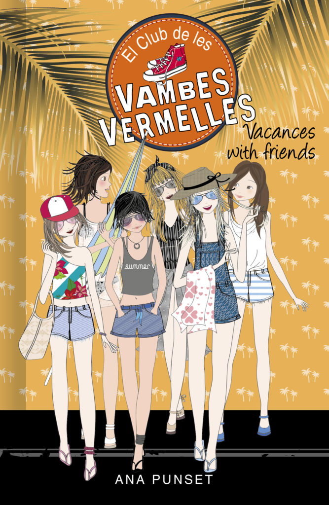 El Club de les Vambes Vermelles - Vacances with Friends