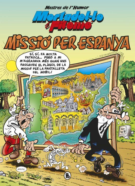 Mortadel·lo i Filemó missió per Espanya