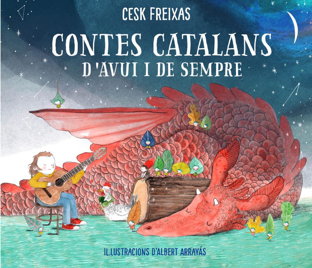 contes catalans d'avui i de demà cesc freixes