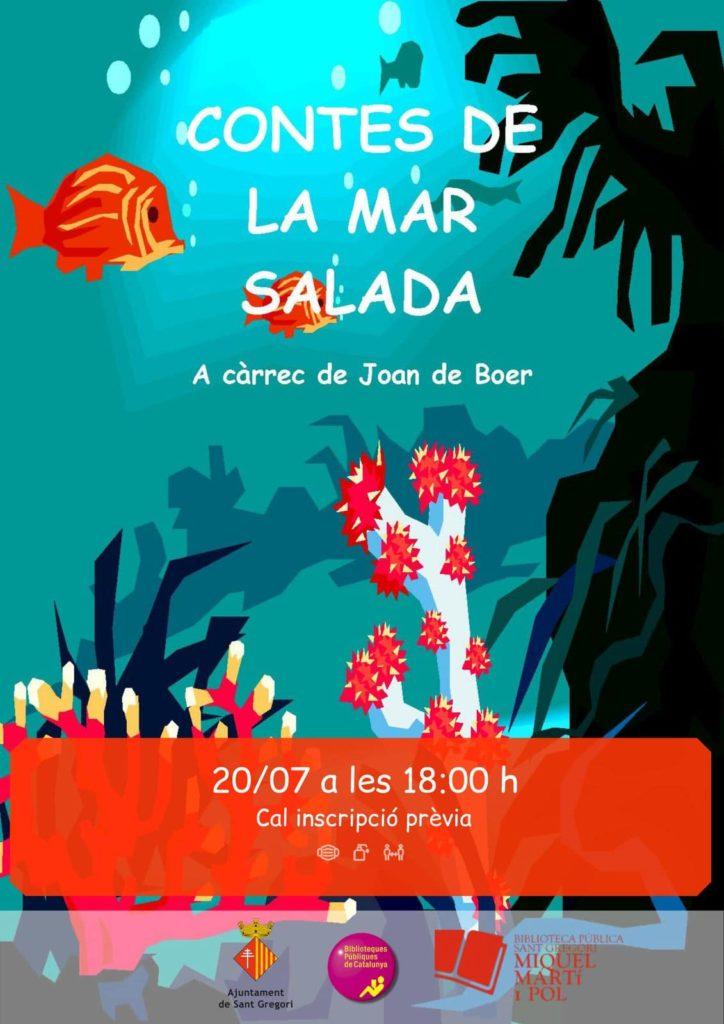 PISCICONTES Contes de la Mar Salada