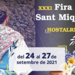 Fira Sant Miquel 2021 hostalric